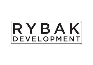 graphic design rybak development logo
