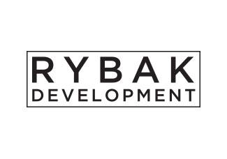 graphic design rybak development logo