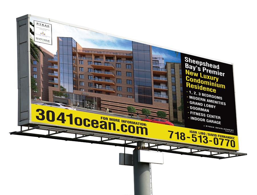 billboard, advertising graphic design