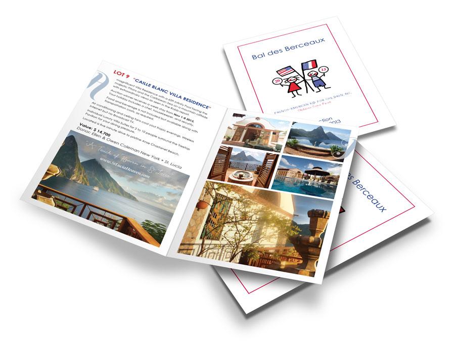 graphic design, booklet