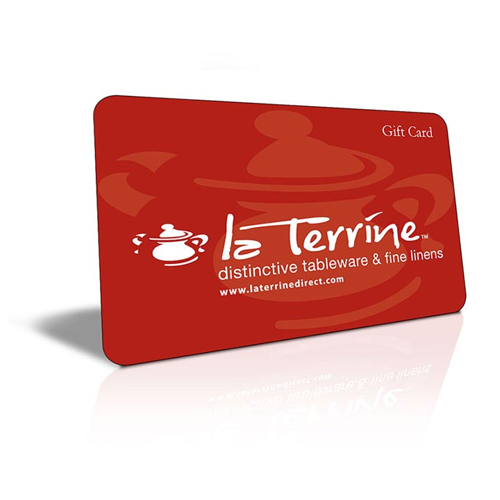 graphic design la terrinedirect gift card