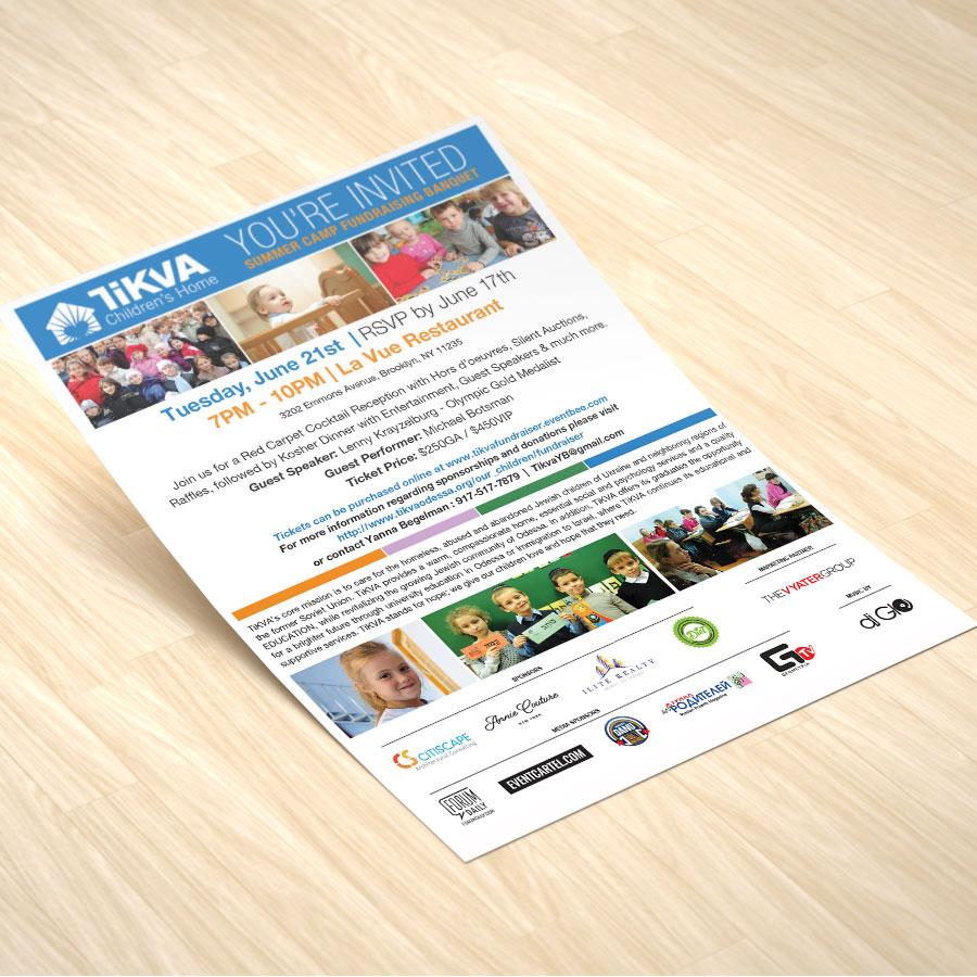 graphic design, flyer