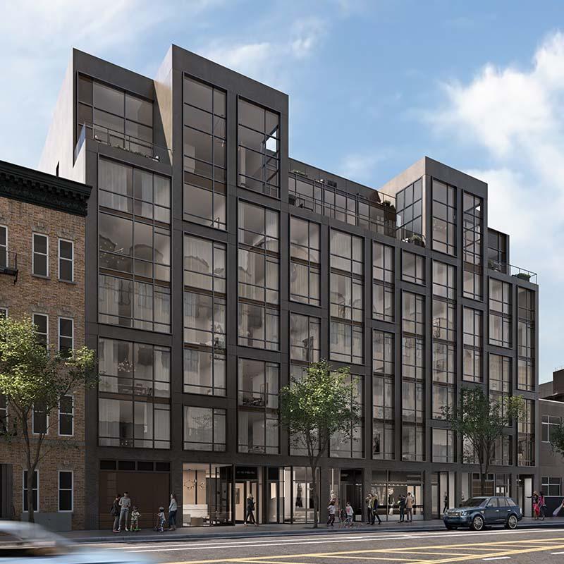 Luxury apartment in brooklyn new york